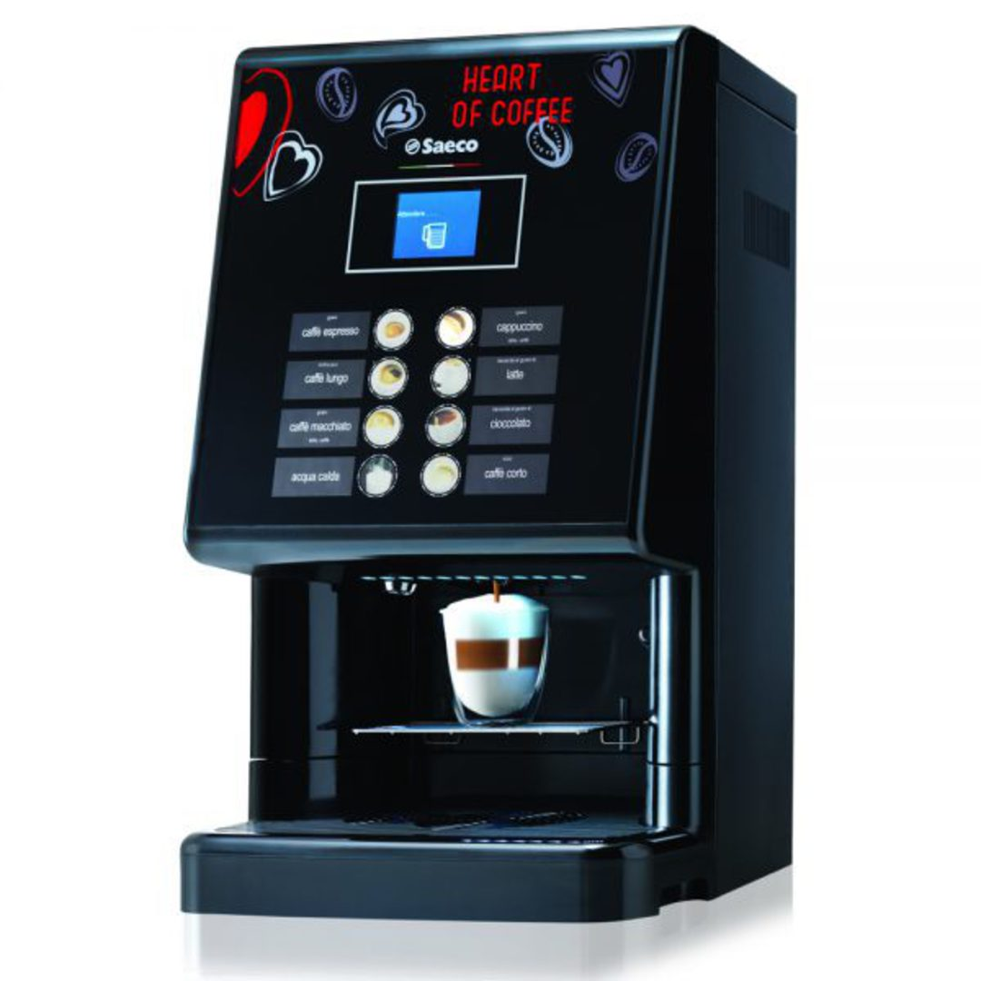 Saeco Phedra Evo Cappuccino Coffee Machine image 0