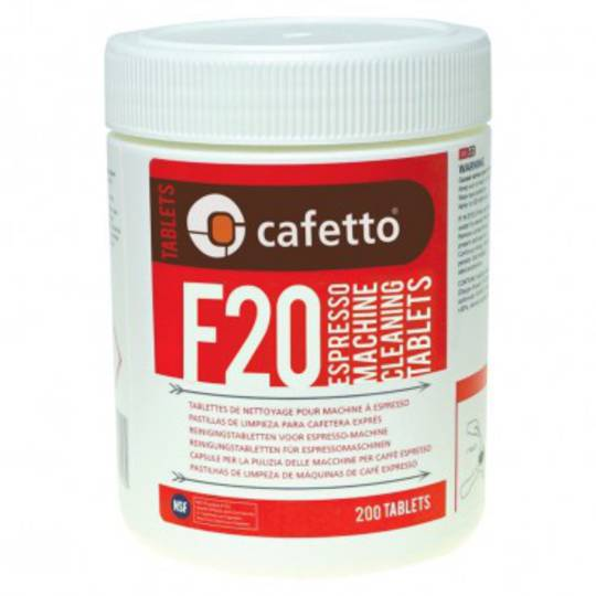 Cafetto Automatic Cleaning Tablets