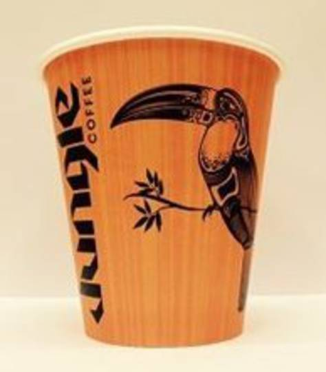 Jungle Takeaway Cups