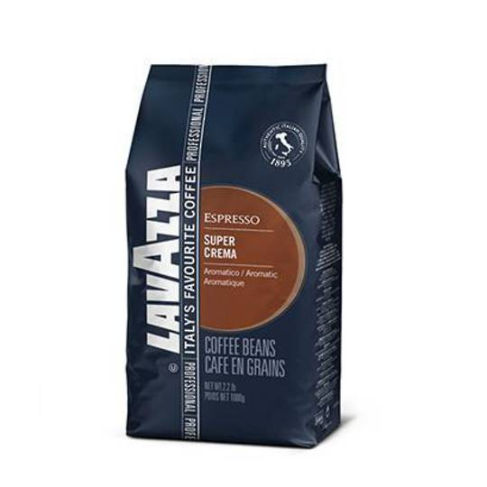 LavAzza Coffee Beans - Super Crema
