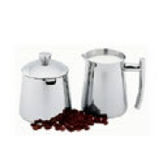 Avanti Sleek Sugar Bowl and Creamer Jug