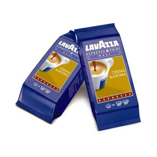 Maxi Point LavAzza Capsules - Crema and Aroma