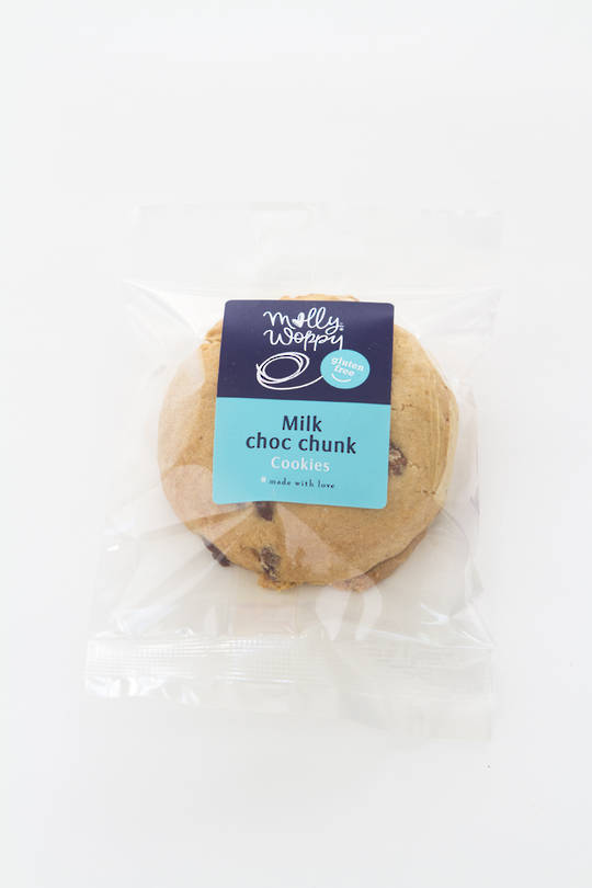 Molly Whoppy Milk Chocolate Chunk
