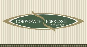 Corporate Espresso Coffee Label Short-624