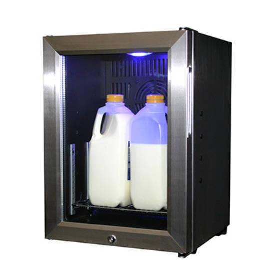 Mini Cooler With Glass Door Mini Fridges Coolers