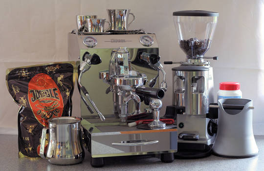 Necta Krea Large Office Coffee Machine Rental Packages